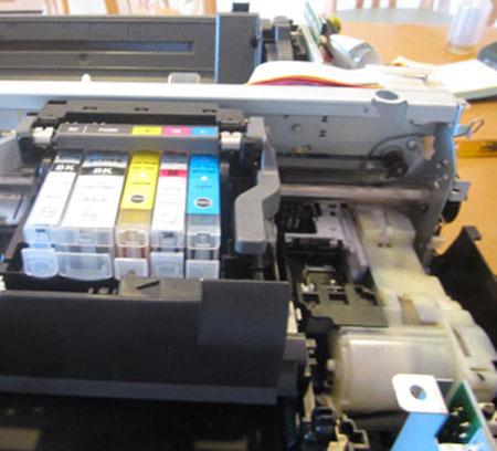 パージユニット MP610