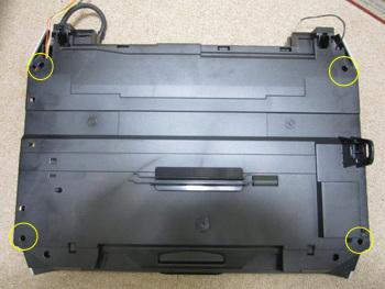 スキャナユニット MP610