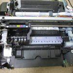 プリンターの分解 MP610