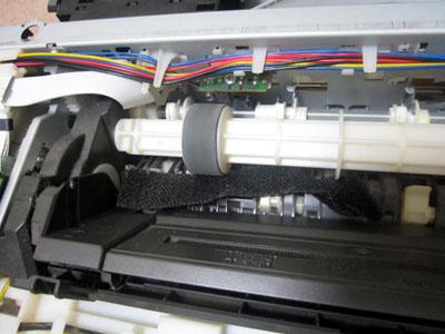 エラー 紙つまり 排紙口 MP610