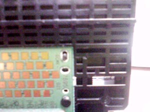 MP610 ヘッドの故障